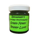 Reuwsaat�s Green Fever Beaver Lure 002618RGFB